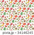 パターン 柄 模様のイラスト 34146245