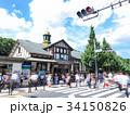 東京 原宿駅 34150826