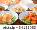中華 中華料理 料理の写真 34153083