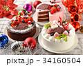 クリスマスケーキ 34160504