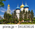Assumption Cathedral in Trinity Sergius Lavra 34163616