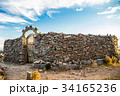 ペルー チチカカ湖 タキーレ島の写真 34165236
