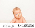 Two months old baby 34165830