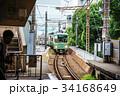 江ノ電 藤沢駅 34168649