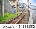 江ノ電 鎌倉高校駅付近 34168652