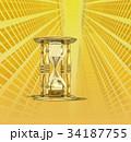 黄金の砂時計 34187755