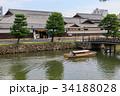 松江歴史館と堀川遊覧船 ぐるっと松江堀川めぐり 34188028