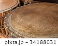 日本の太鼓 鼕太鼓 34188031