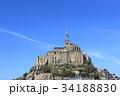 [フランスの絶景]モン・サン・ミッシェル 34188830