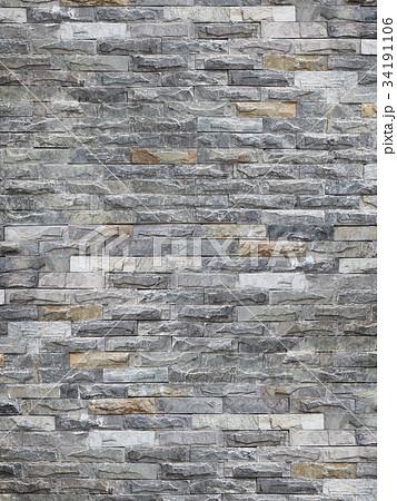 背景-煉瓦-石畳 34191106