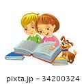 女の子 女児 女子のイラスト 34200324