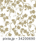 背景 柄 パターンのイラスト 34200690