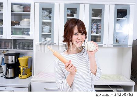 パン、お菓子作りイメージ 34200762