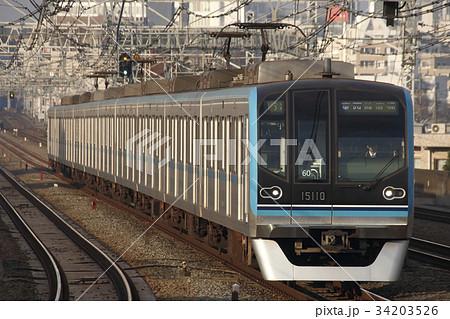 [T]東京メトロ東西線15000系電車 34203526