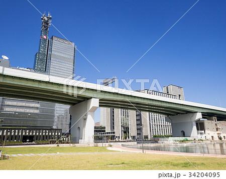 名古屋市中村区 ささしまライブ24地区 堀止緑地 グローバルゲート 34204095