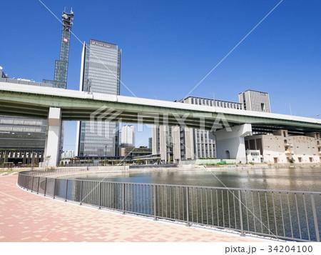 名古屋市中村区 ささしまライブ24地区 堀止緑地 グローバルゲート 34204100