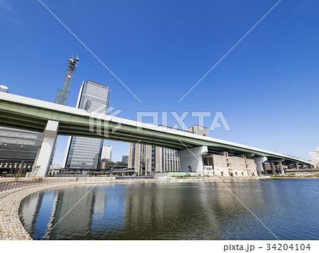 名古屋市中村区 ささしまライブ24地区 堀止緑地 グローバルゲート 34204104
