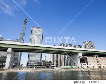 名古屋市中村区 ささしまライブ24地区 堀止緑地 グローバルゲート 34204105
