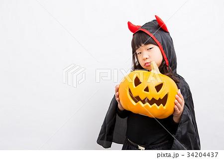 ハロウィン 子供 イメージ 34204437