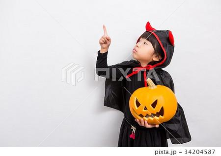ハロウィン 子供 イメージ 34204587