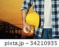 建築士 建築家 ビジネスマンの写真 34210935