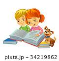 女の子 女児 女子のイラスト 34219862