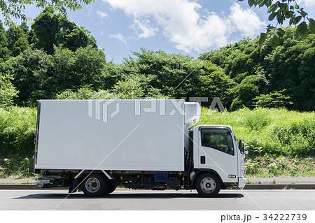 冷凍トラック 箱車  34222739
