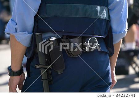 警察官 標準装備  34222741