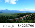 三国峠  松見大橋 (上士幌町) 34223790