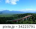 三国峠  松見大橋 (上士幌町) 34223791