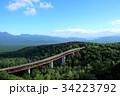 三国峠  松見大橋 (上士幌町) 34223792