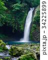 浄蓮の滝 滝 日本の滝百選の写真 34225899