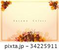 オータム 秋 ベクターのイラスト 34225911