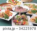 宴会料理 コース料理 料理の写真 34225978
