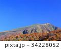 紅葉 風景 青空の写真 34228052