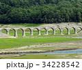 タウシュベツ橋梁 34228542