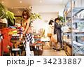 ショッピング 買い物 女性 雑貨 セレクトショップ 撮影協力:TENOHA DAIKANYAMA 34233887