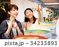 ショッピング 買い物 女性 雑貨 セレクトショップ 撮影協力:TENOHA DAIKANYAMA 34233893