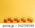 ハロウィン かぼちゃ カボチャの写真 34239590