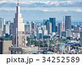 都庁・南展望室・眺め 34252589