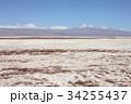 アンデス アタカマ 砂漠の写真 34255437