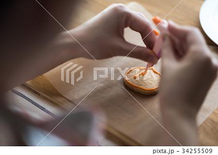お菓子作り 34255509
