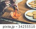 お菓子作り クッキー アイシングの写真 34255510