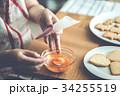 クッキー アイシング お菓子作りの写真 34255519