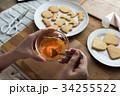 お菓子作り クッキー アイシングの写真 34255522
