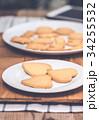 クッキー お菓子作り お菓子の写真 34255532