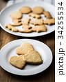 クッキー お菓子作り お菓子の写真 34255534