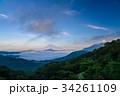 芦ノ湖 雲海 自然の写真 34261109