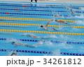 水泳 スイミングクラブ 競泳会 部活動 大会 34261812