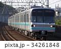東京地下鉄南北線9000系(未更新車) 34261848
